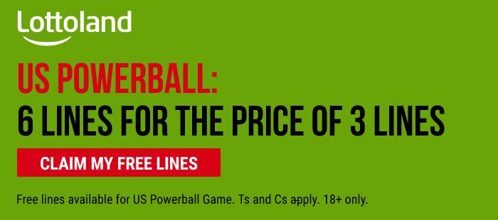 Lottoland - Play US Powerball