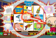 Family Guy Slots Screenshot