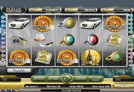 Mega Fortune Slots Screengrab