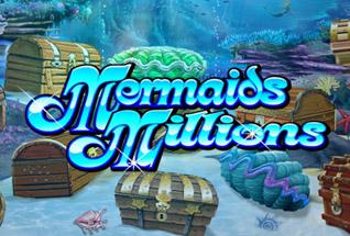 Mermaids Millions Slots Game