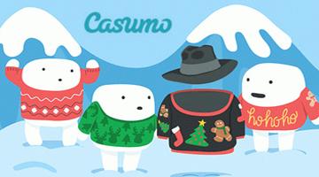Casumo - Christas Gifts