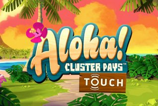 Aloha! Cluster Pays Slot from NetEnt: Review, Bonuses and Recommended Casinos