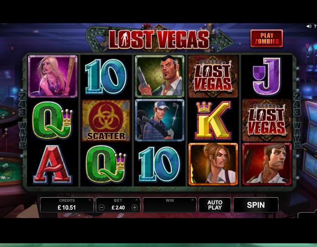 lost casino