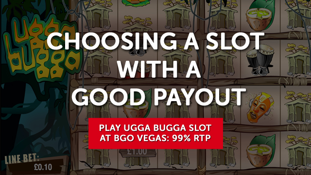 Which slots have the best payout?