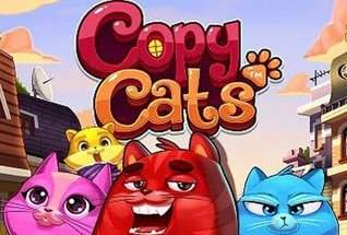 Copy Cats™ Slots by NetEnt: Review, Bonuses and Recommended Casinos