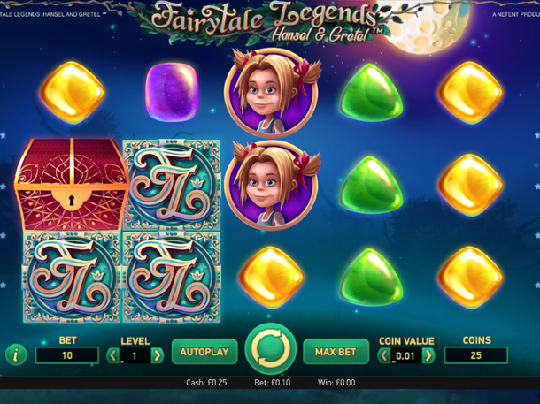 Hansel and Gretel Slots