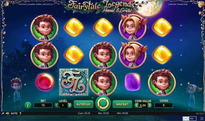Hansel and Gretel™ Slots