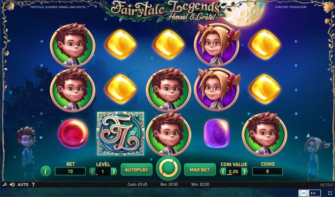 Hansel and Gretel™ Slots