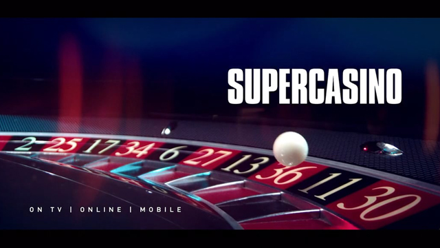 Super Casino Live Dealer TV