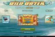 Wild Water Slots by NetEnt