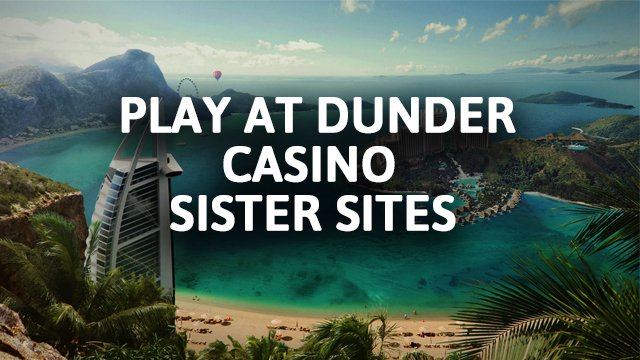 Dunder Casino Sister Sites
