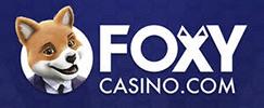 Foxy Casino - 20 Free Spins - No Deposit Required