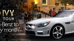 Grand Ivy Casino - Win a Merc