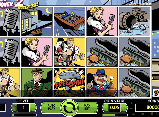 Jack Hammer 2 Slot from NetEnt: Review, Bonuses and Recommended Casinos