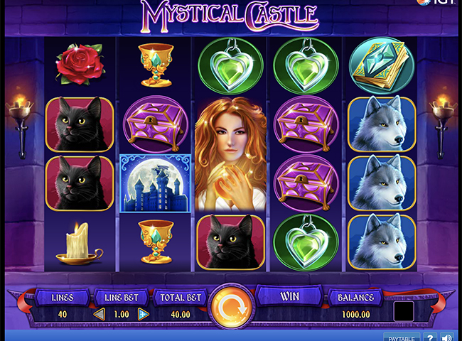 Magic Castle Slot by IGT Review, Bonus and Recommended Casinos | Offersville.com
