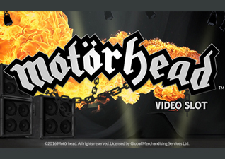 Motorhead Slot by NetEnt Review | Play the Lemmy Slot Machine