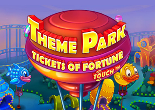 Theme Park: Tickets of Fortune Slot by NetEnt: Review, Bonuses and Recommended Casinos