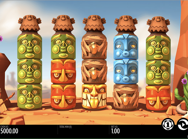 Turning Totems Slot by Thunderkick: Review, Bonus and Recommended Casinos