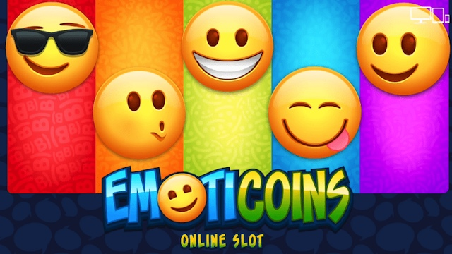 Emoticoins by Microgaming