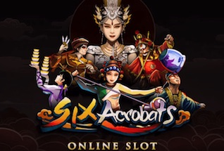 Six Acrobats Slot by Microgaming Review, Bonus and Recommended Casinos