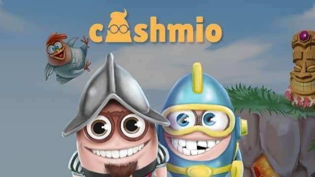 Cashmio Casino No Deposit Bonus - 10 Free Spins
