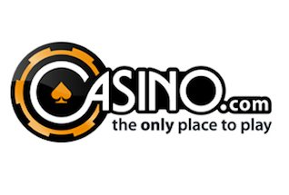 Casino.com - 20 Free Spins - No Deposit