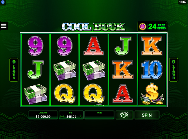 Cool Buck Slot by Microgaming Review and Bonuses | Offersville.com