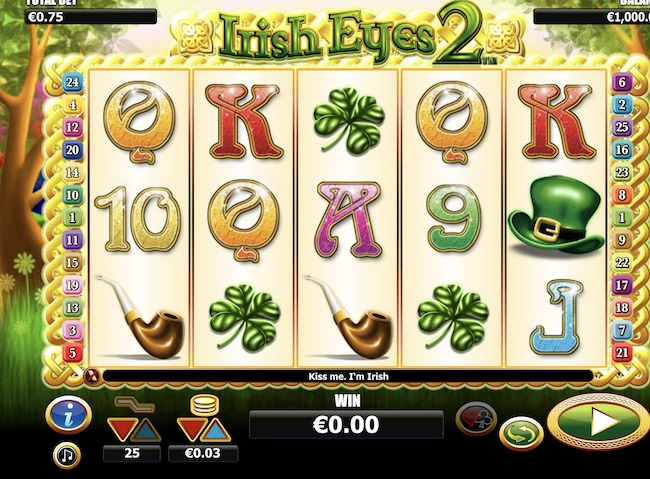 Irish Eyes 2 Slot by NextGen: Review, Bonus and Recommended Casinos