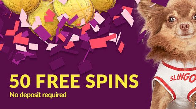 Slingo 50 Free Spins