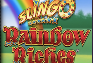 Slingo Rainbow Riches by Gaming Realms Review, Bonus and Recommended Casinos