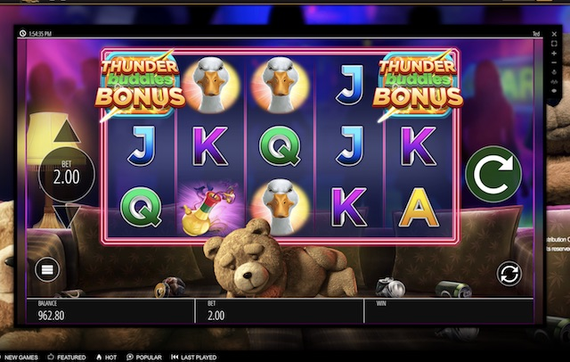 Ted Slot by Blueprint Gaming Review, Bonus and Recommended Casinos