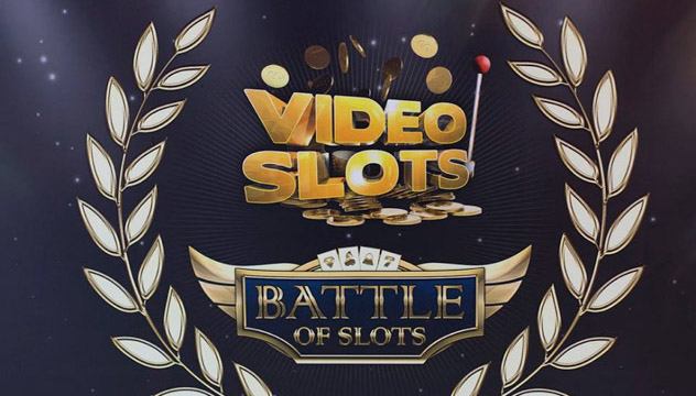 VideoSlots - 3 New Slots Games