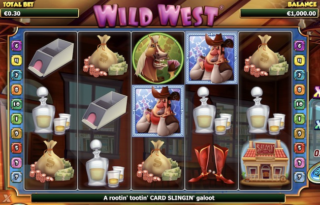 Wild West Slot by NextGen: Review, Bonus and Recommended Casinos