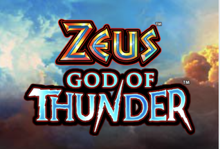 Zeus God of Thunder Slot by WMS Gaming
