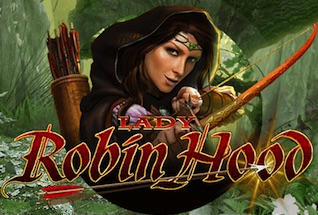 Lady Robin Hood Slot by Bally Technologies Review, Bonus and Recommended Casinos