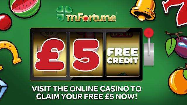 mFortune - Free Spins No Deposit