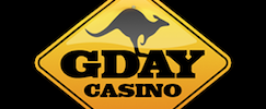 G'Day Casino - 50 Free Spins