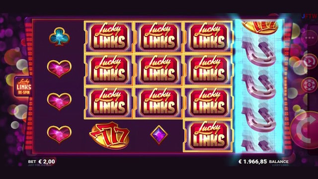 Lucky Links Slot by Microgaming Review, Bonus and Recommended Casinos