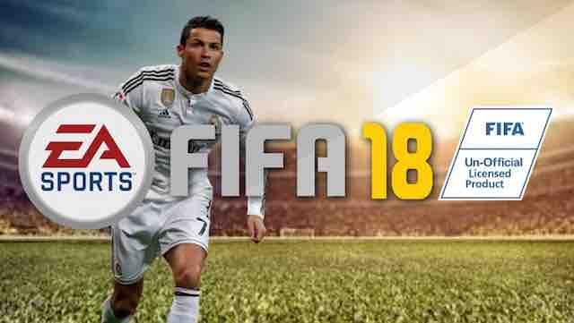 EA FIFA 18