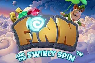 Finn and the Swirly Spin Slot by NetEnt
