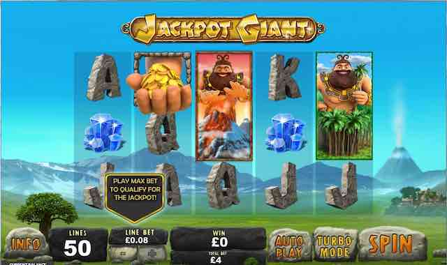 Jackpot Giant Slot Review and Recommended Casinos