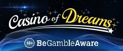 Casino of Dreams Review and Bonuses