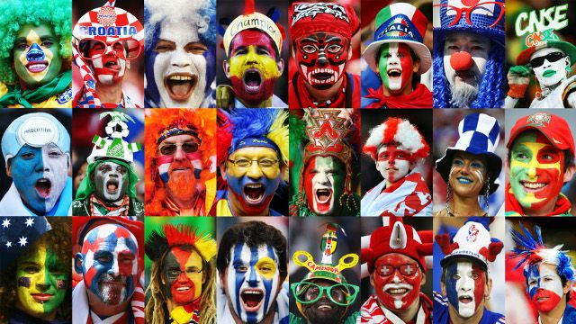 Football World Cup Supporters
