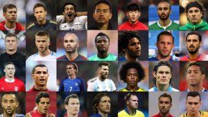 offersville 2018 FIFA Best World Cup Players