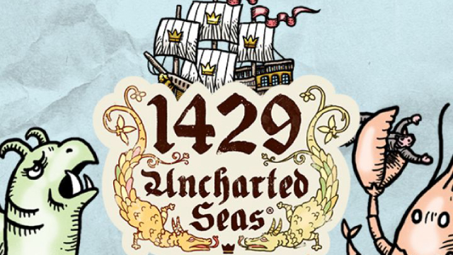 1429 Uncharted Seas Thunderkick Slot