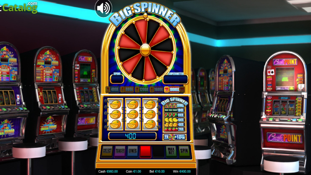 Big Spinner NXY Slot