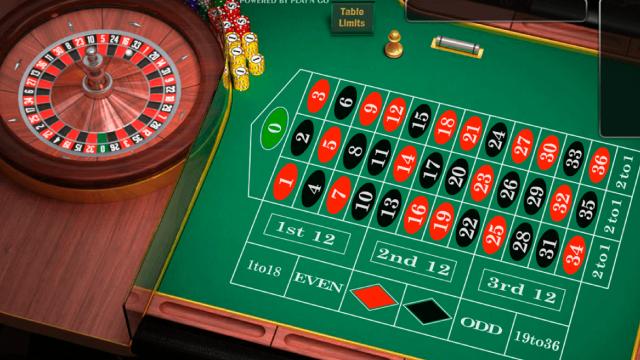 Terminator Roulette Playtech Slot