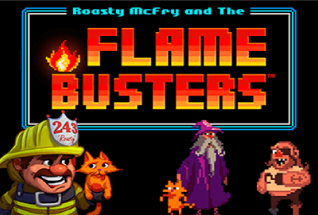 Flame Busters Thunderkick Slot