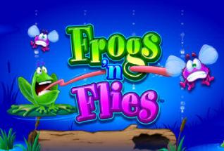 Frog'n Flies Lightning Box Slot