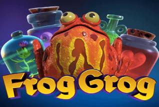 Frog Grog Thunderkick Slot